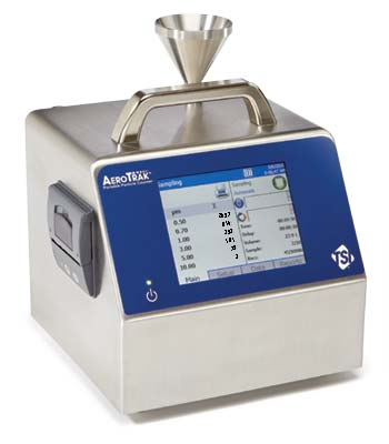 TSI, AEROTRAK, 9500, Portable, Particle, Counter